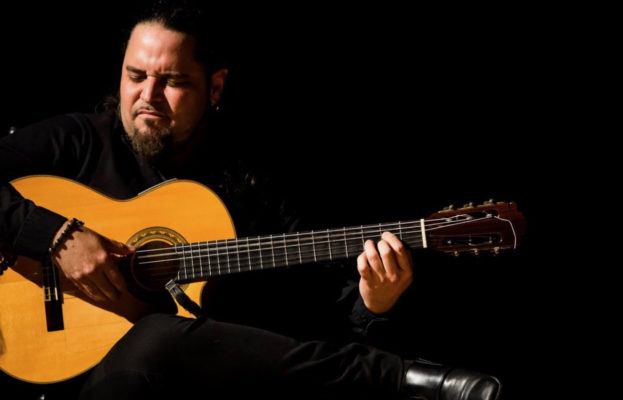 FLAMENCO ARTS FESTIVAL PRESENTS Opening Night Concert:  ANDRES VADIN PROJECT title=
