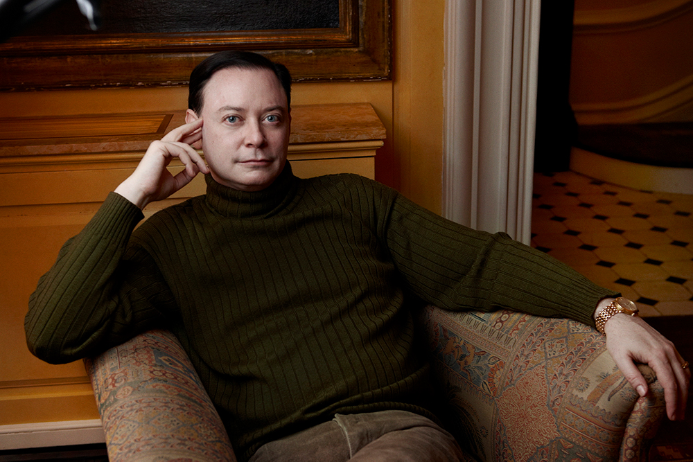 Andrew Solomon In Conversation with Pico Iyer title=