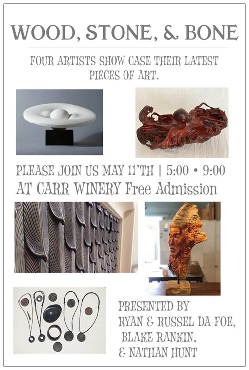 Summer Art Series at Carr Winery title=