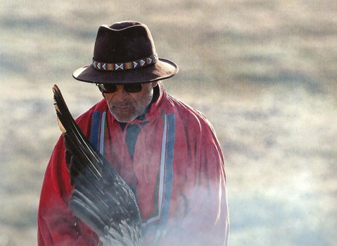 Learn at Lunch: Art Cisneros - Chumash Elder and Firekeeper title=
