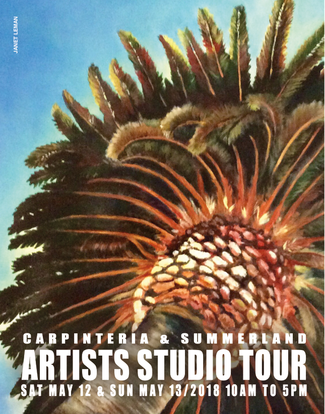 12th Annual Carpinteria and Summerland Artists Studio and Gallery Tour  title=