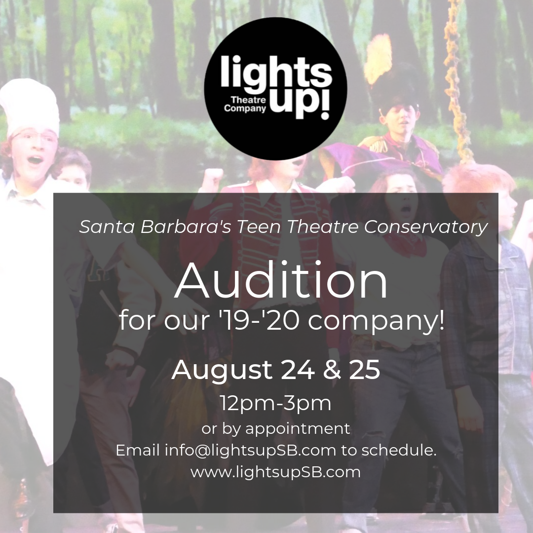 Audition for Lights Up! title=