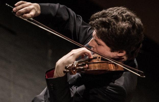 CAMA'S MASTERSERIES PRESENTS Augustin Hadelich, violin title=