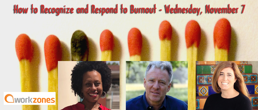 AWC - How to recognize and respond to burnout