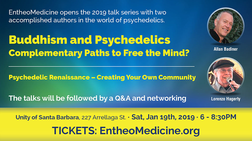 Buddhism and Psychedelics – Two Complementary Paths to Free the Mind ? title=