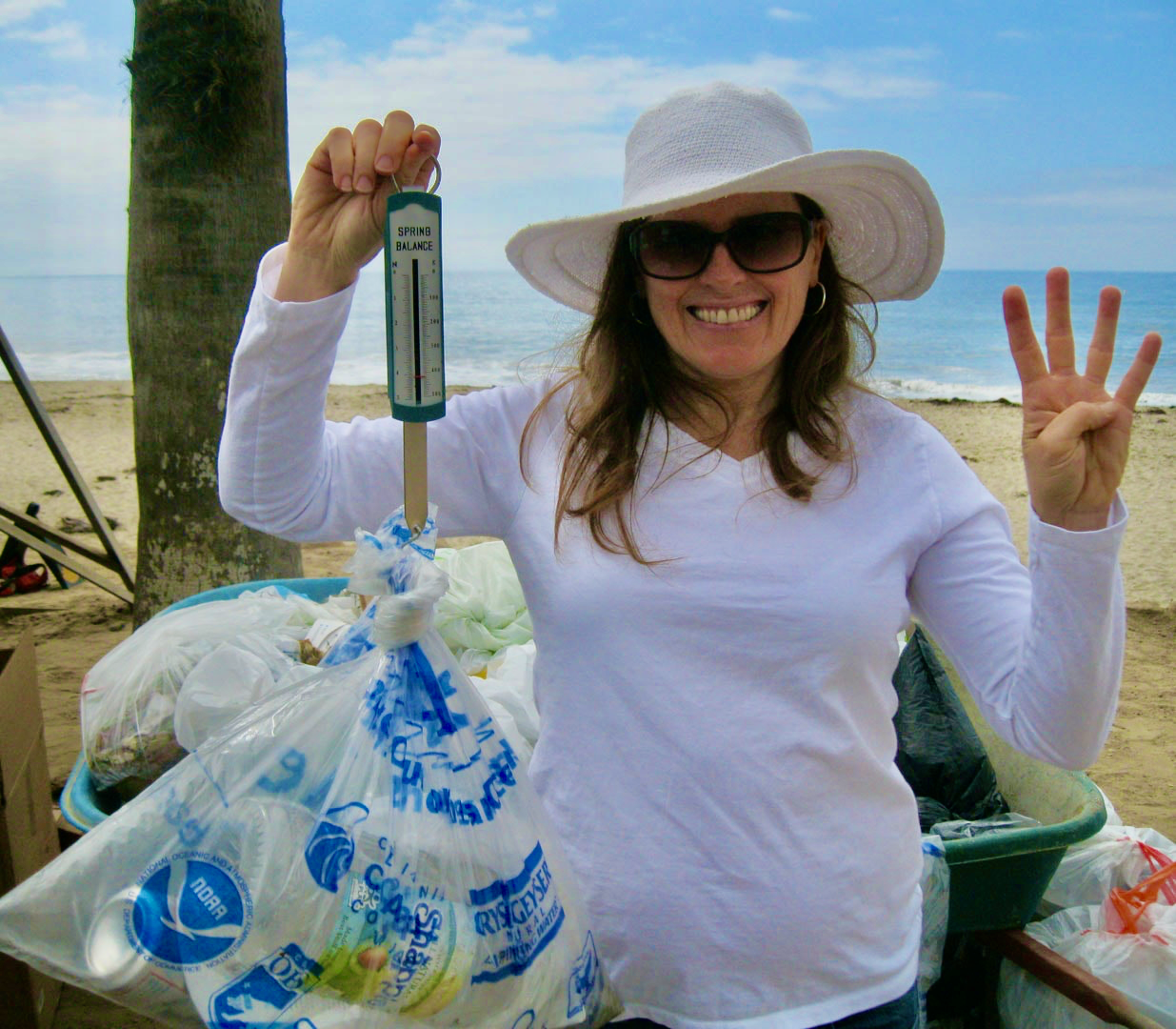 Goleta Beach Cleanup title=