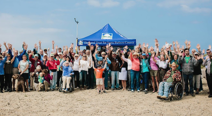 Community Event Celebrates Purchase of Carpinteria Bluffs