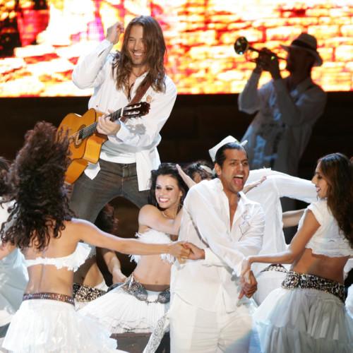 SPANISH GUITAR ENTERTAINMENT PRESENTS BENISE - FUEGO! title=