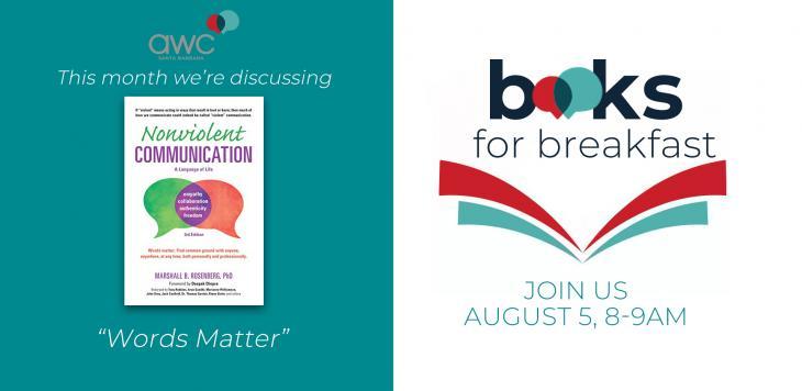 AWC-SB Books for Breakfast: Nonviolent Communication title=