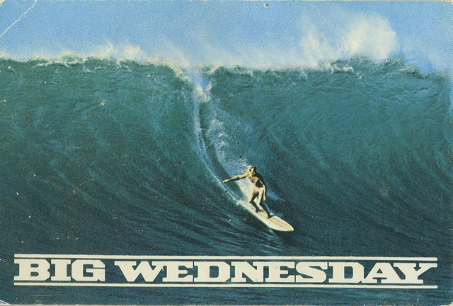 BIG WEDNESDAY: 40th Anniversary Celebration and Behind the Making of the Film, a presentation by Denny Aaberg title=