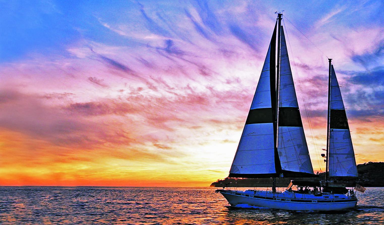 Sunset / Cocktail Sailing Cruise