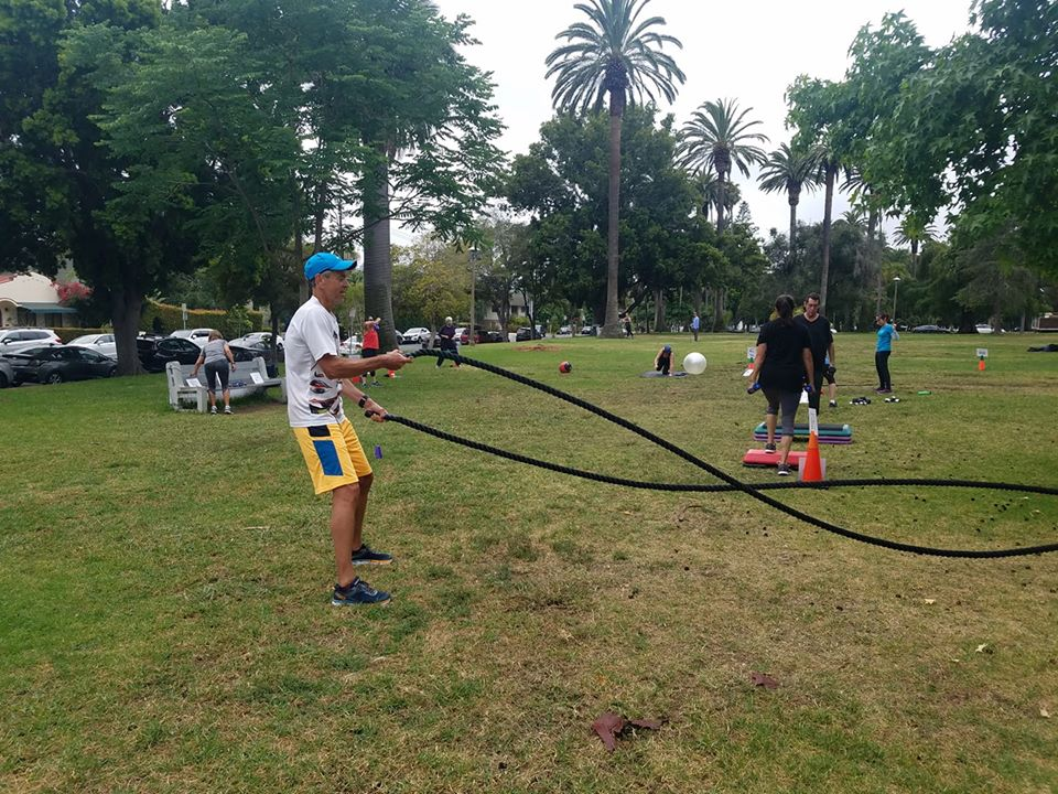 Summertime Boot Camps at Alameda Park East