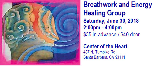 Breathwork & Energy Healing Group