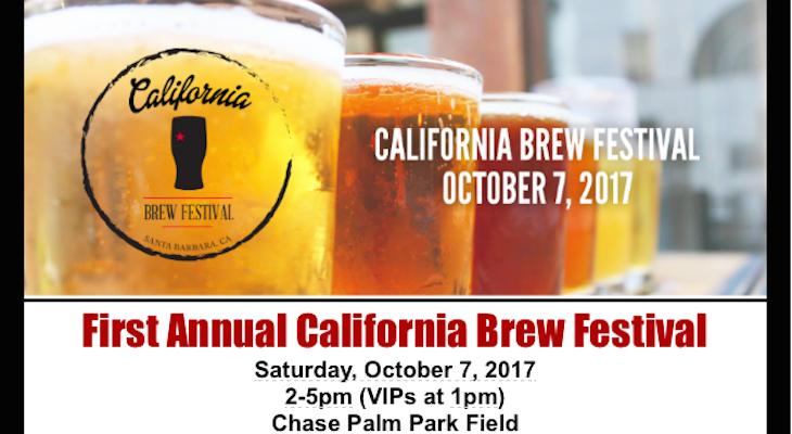 First Annual California Brew Festival