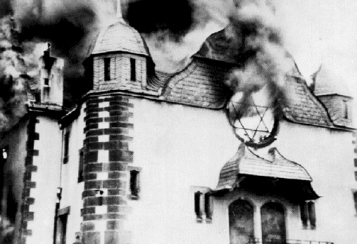 A Visual Poetic Journey & Commemoration of Kristallnacht title=