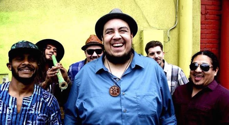 Buyepongo: Traditional sounds of Central America + Los Angeles Sonic Diversity = Tropical Cumbia Dance Party!