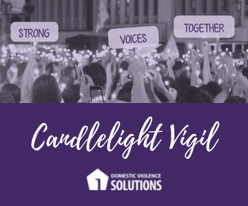 Candlelight Vigil and Resource Fair (Domestic Violence Awareness Month) title=