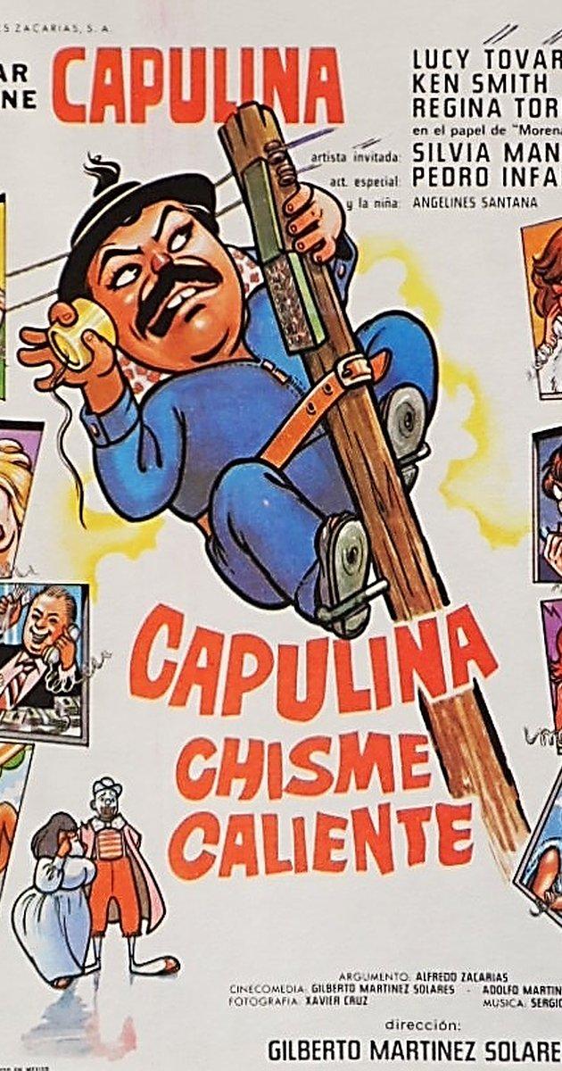 Capulina Chisme Caliente at the Granada Theatre title=