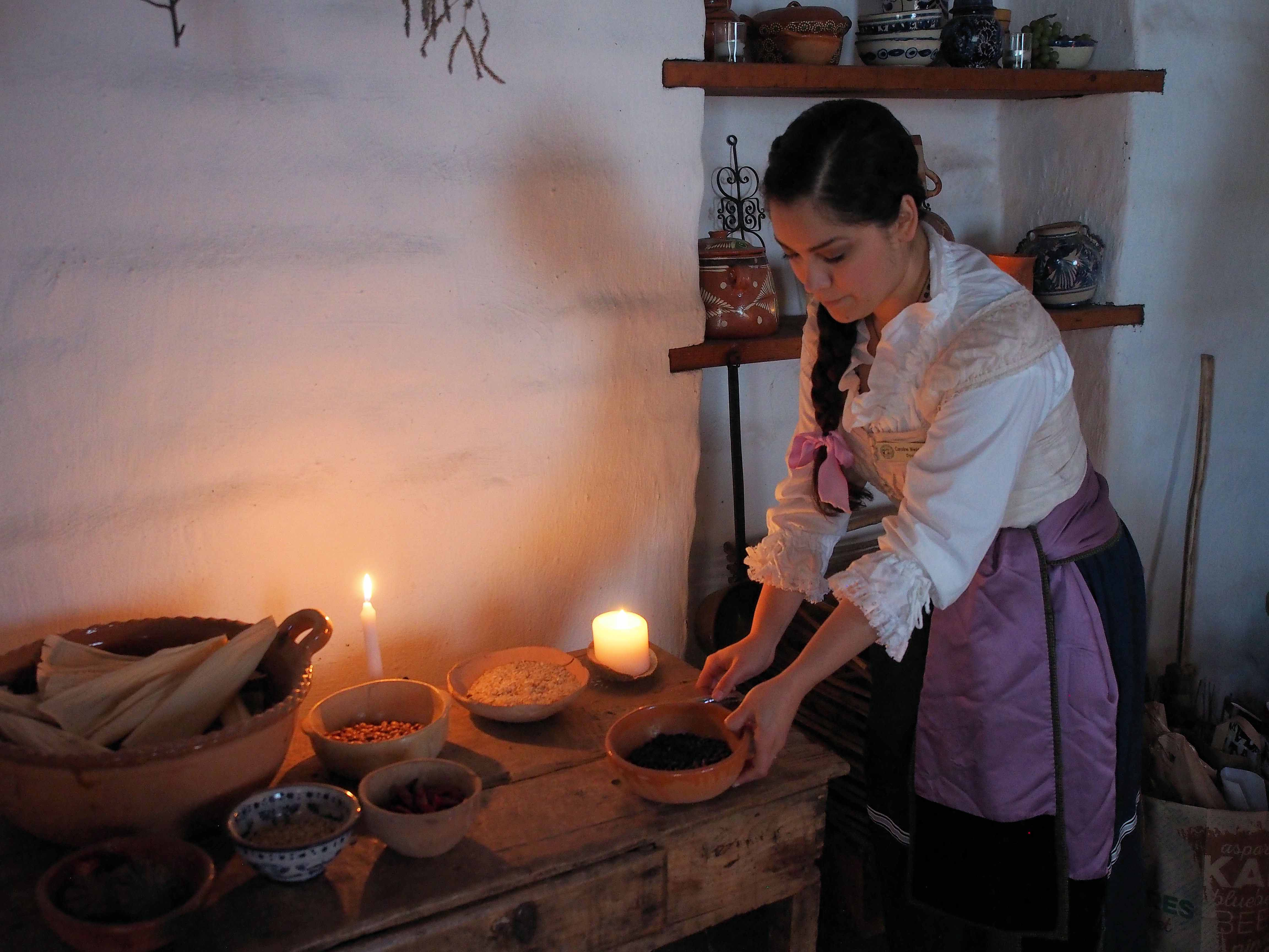 Presidio Pastimes by Candlelight a FREE 1st Thursday Event