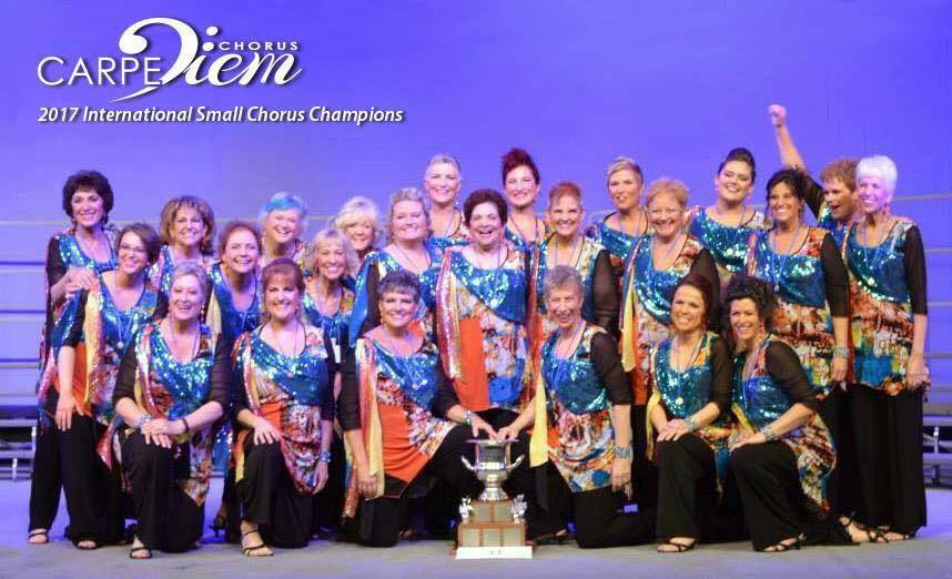 Pacific Sound Chorus Annual Show:  Harmony Celebration