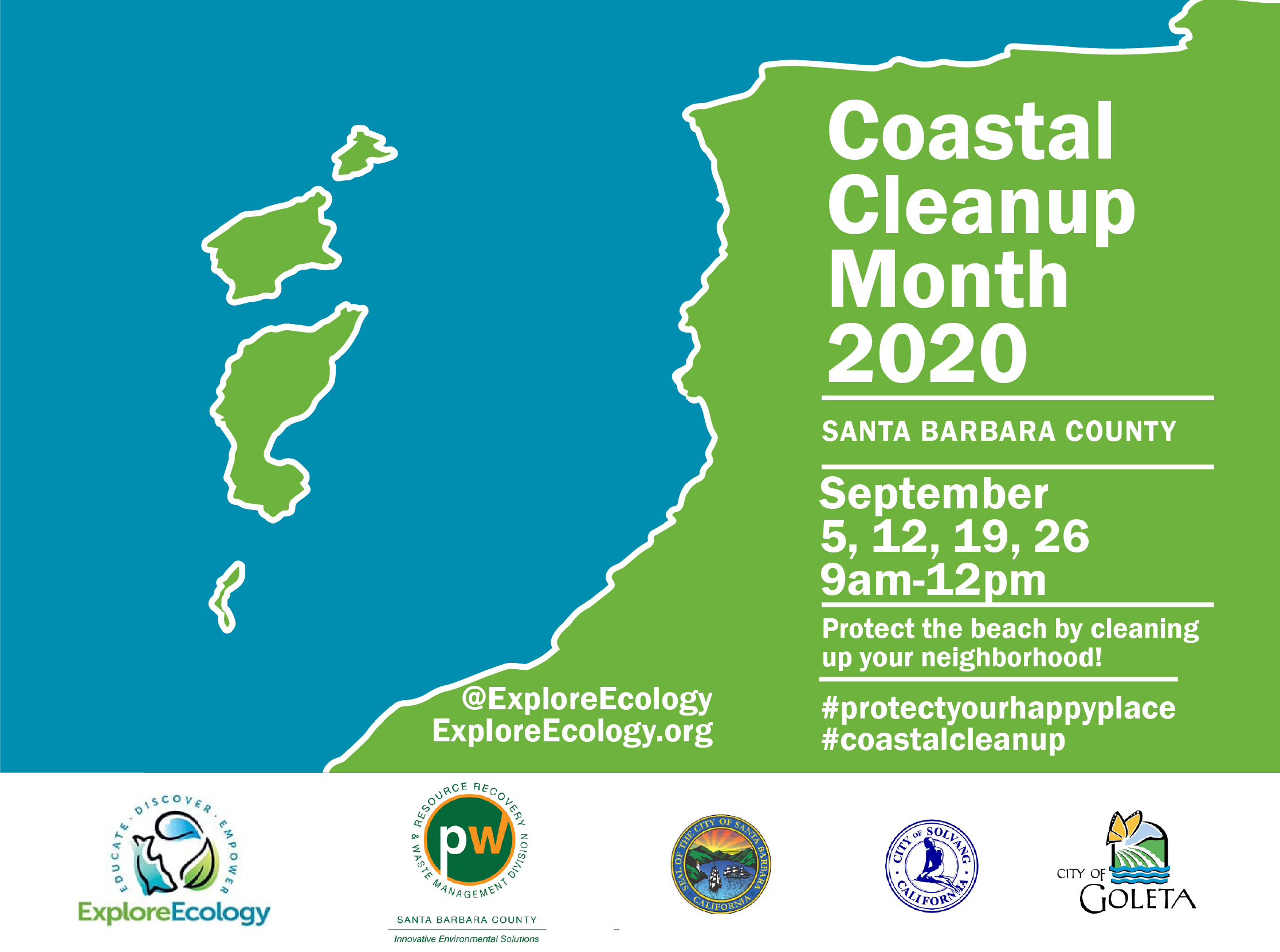 Coastal Cleanup Month title=