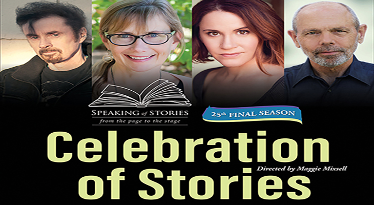 The Final Celebration of Stories with T.C. Boyle & Joe Spano title=