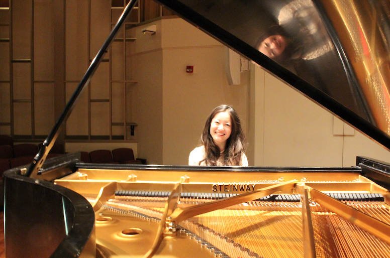 Graduate Student Recital: Chika Nobumori, Piano