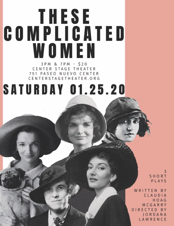 These Complicated Women title=