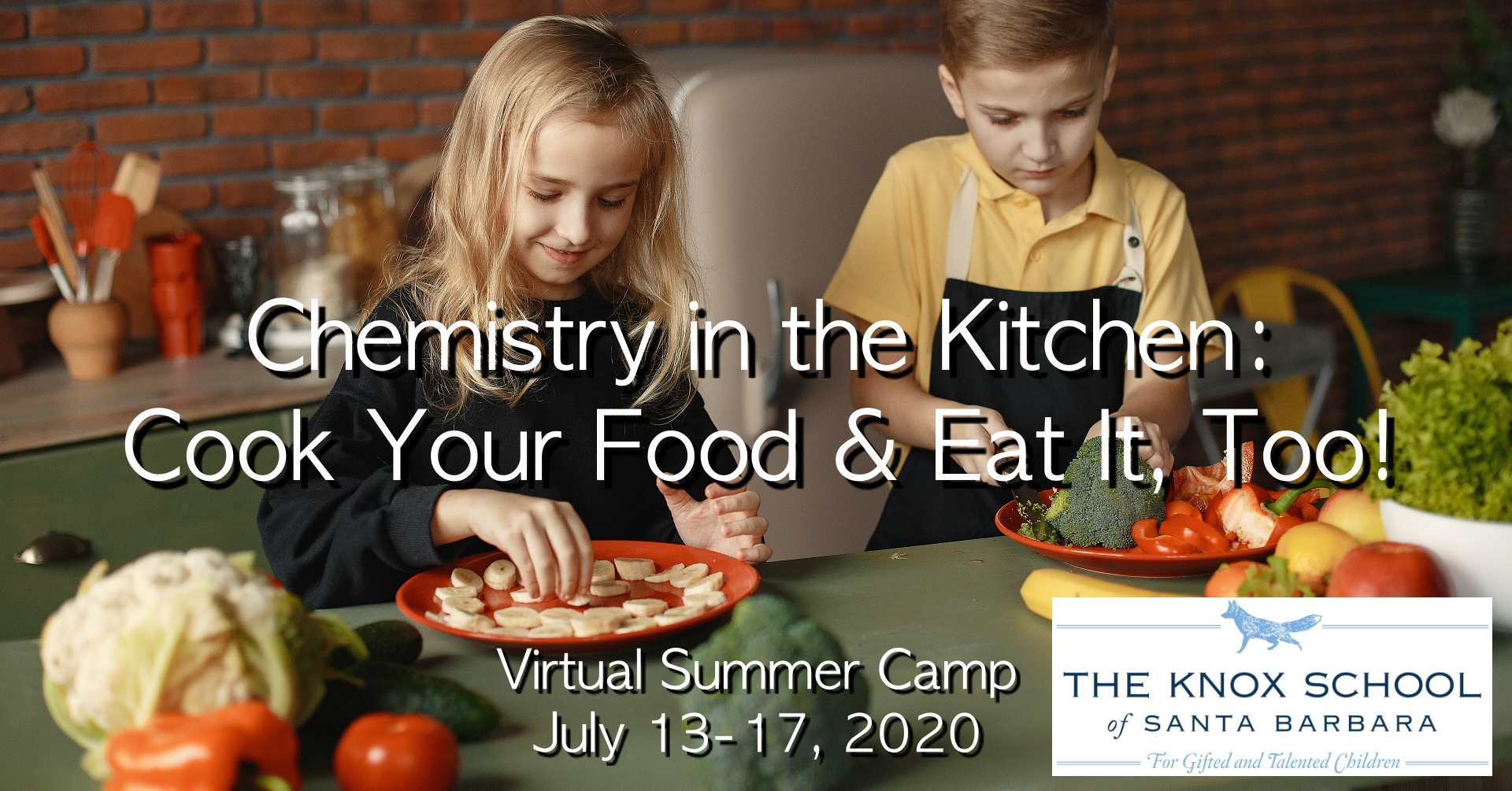 The Knox School of Santa Barbara is holding a virtual summer camp title=