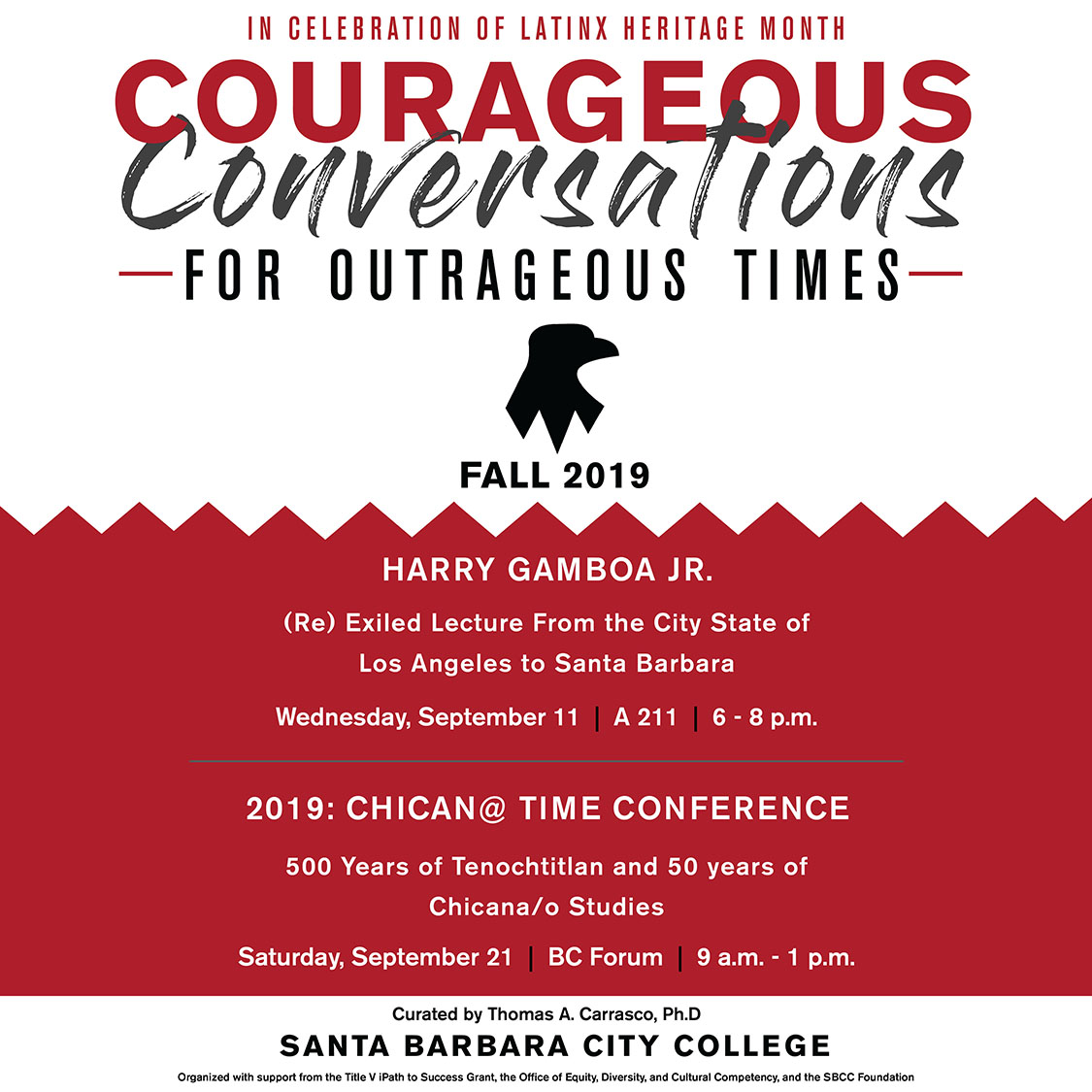 Courageous Conversations for Outrageous Times title=