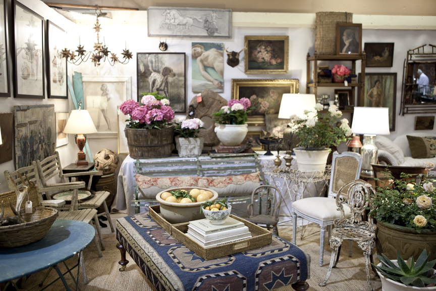 Antique & Vintage Show and Sale Benefitting CALM (May 17, 18, 19)