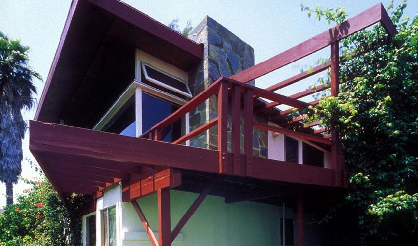 Enigmatic Architecture: R. M. Schindler's Los Angeles Art Matters Lecture with Todd Cronan (in person) title=