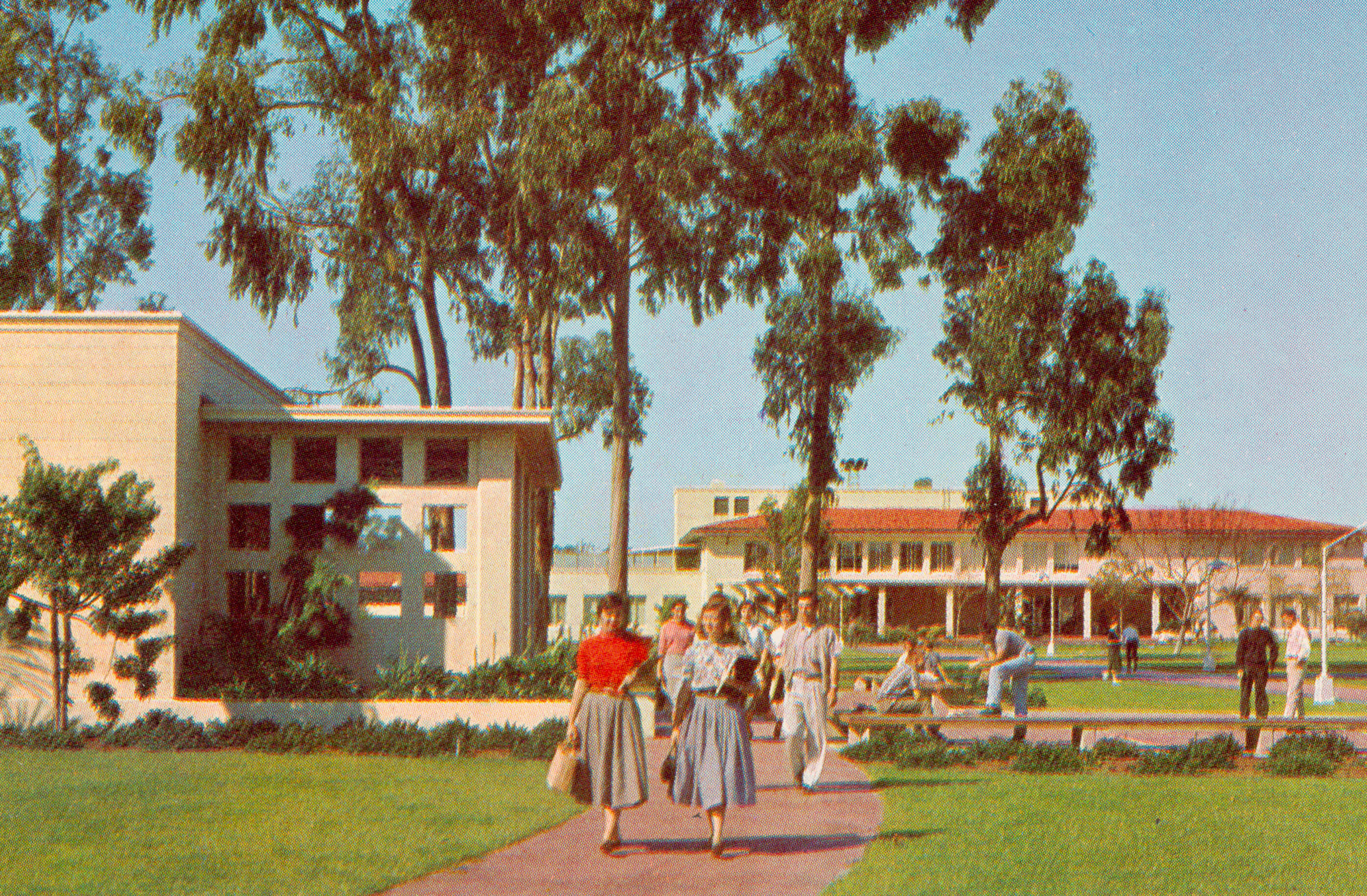 Campus by the Sea: Celebrating the 75th Anniversary of UCSB - Opening Reception title=