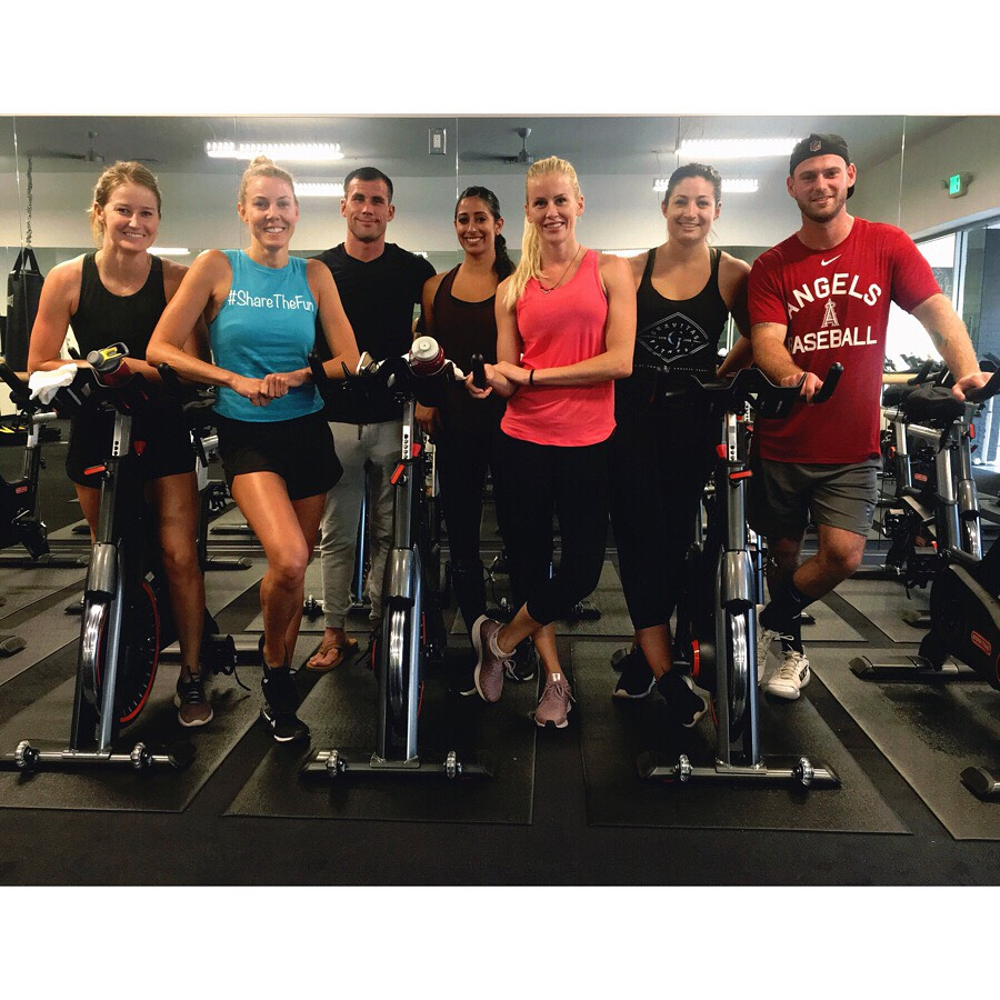 Cycle For CASA with ClassCyc Fitness