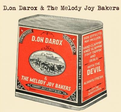 Live Music at Carr Winery with D.on Darox & the Melody Joy Bakers title=