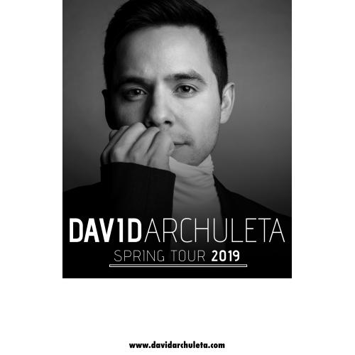 SBL ENTERTAINMENT PRESENTS David Archuleta title=