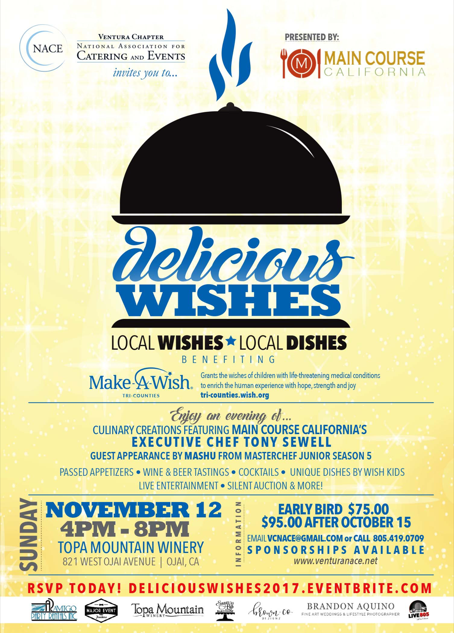 Delicious Wishes 2017