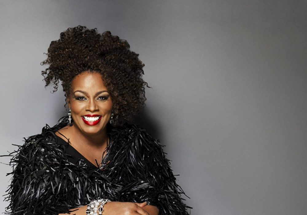 JAZZ AT THE LOBERO PRESENTS An evening with Dianne Reeves title=