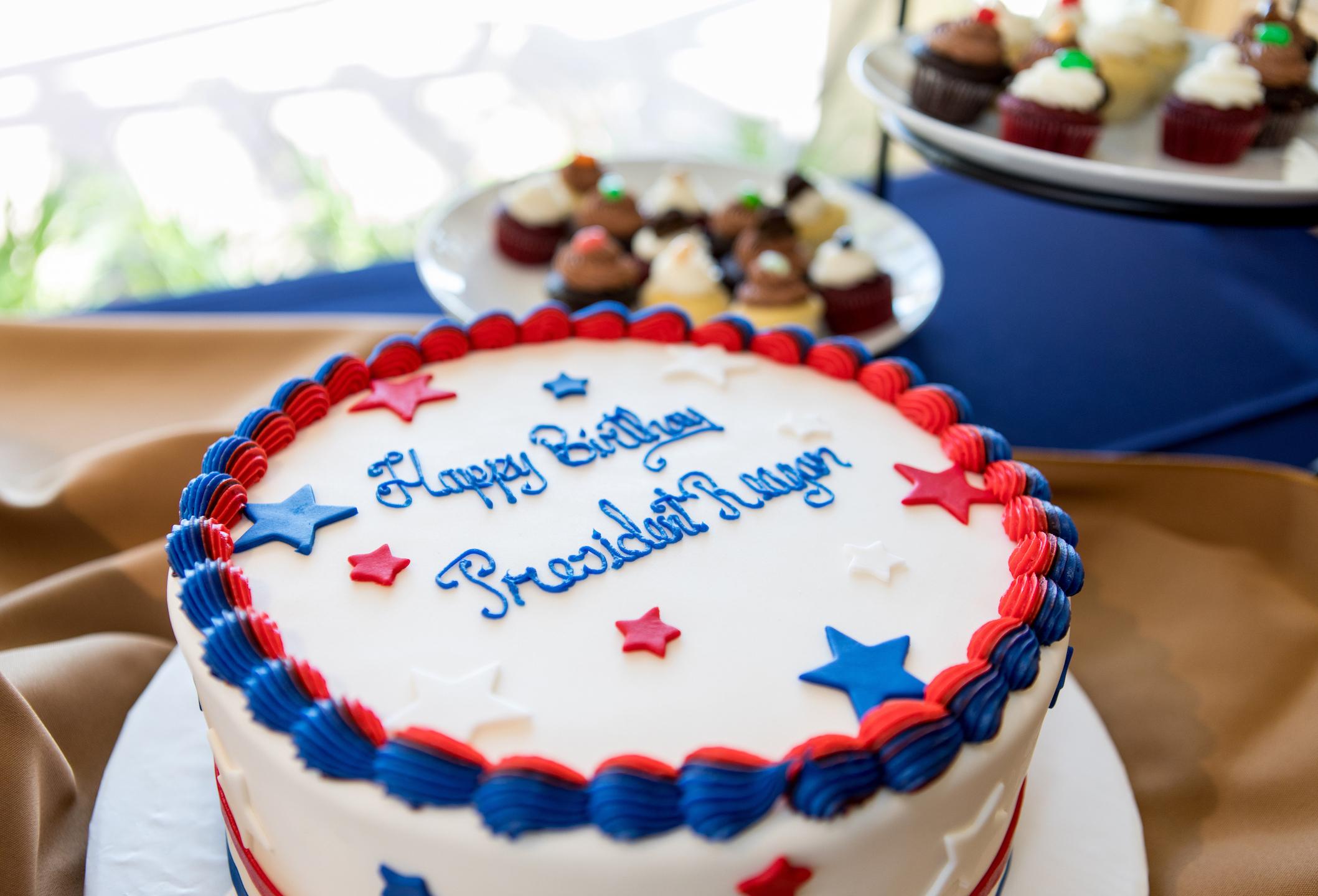 Birthday Celebration at Reagan Ranch Center title=
