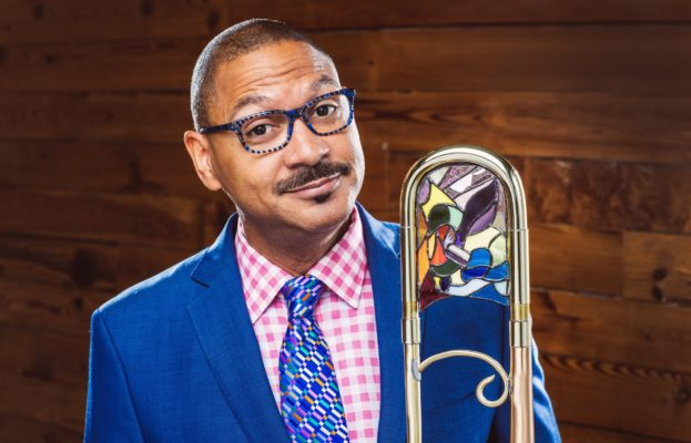 JAZZ AT THE LOBERO PRESENTS Delfeayo Marsalis and the Uptown Jazz Orchestra title=
