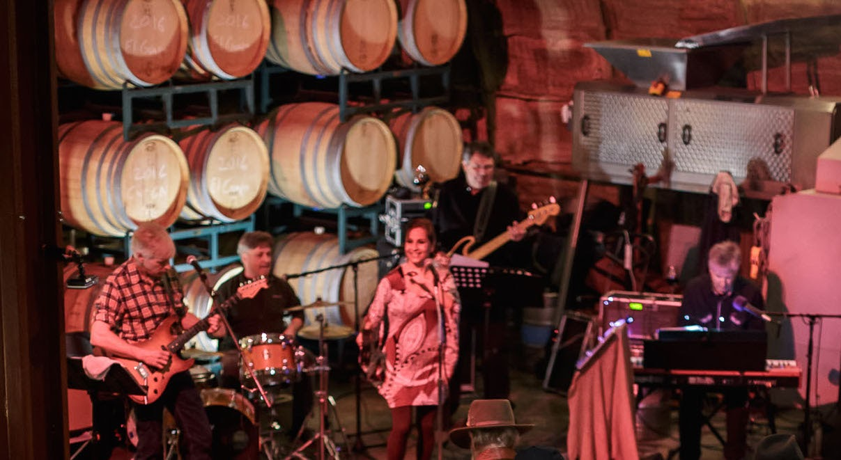 Live Music at Carr Winery with Do No Harm Band title=