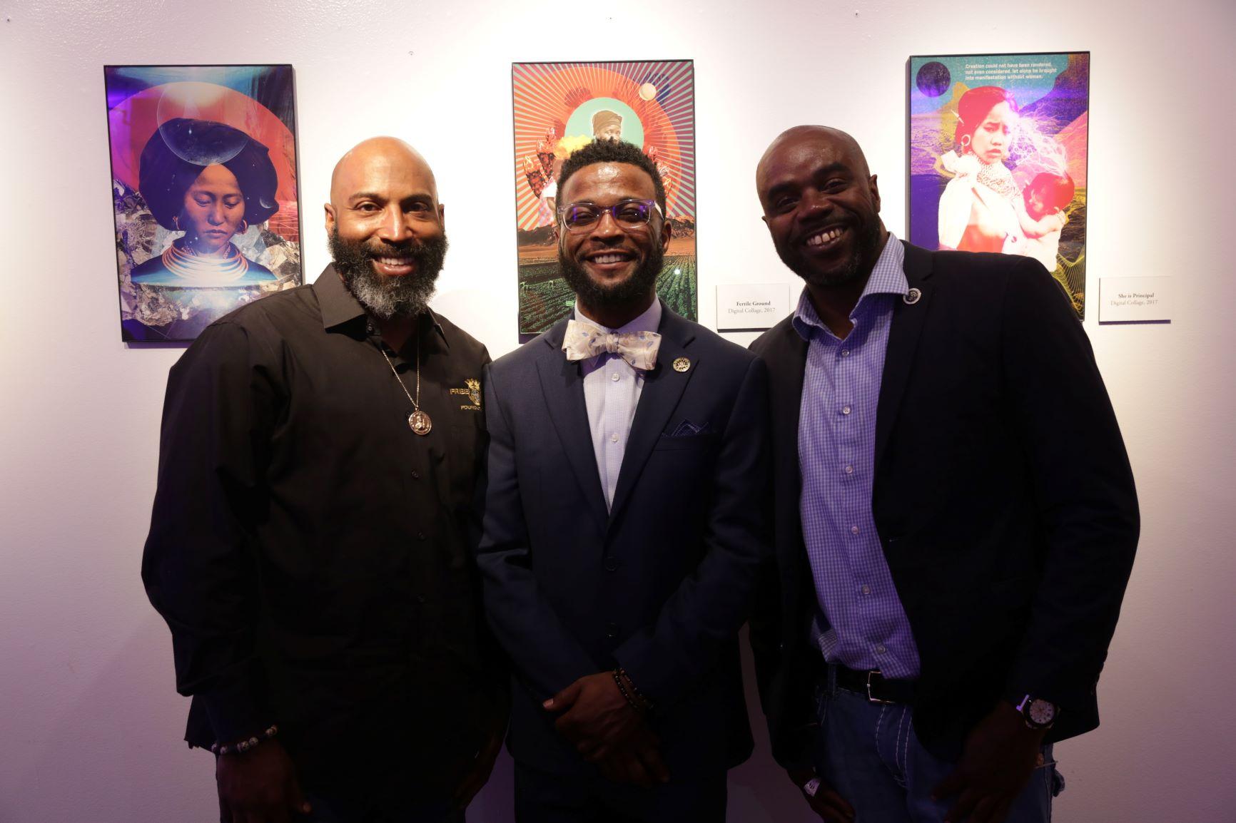 Unbreakable Resolve: Building Free-Dem Foundations in New Orleans - Jerome Morgan, Robert Jones, Daniel Rideau title=