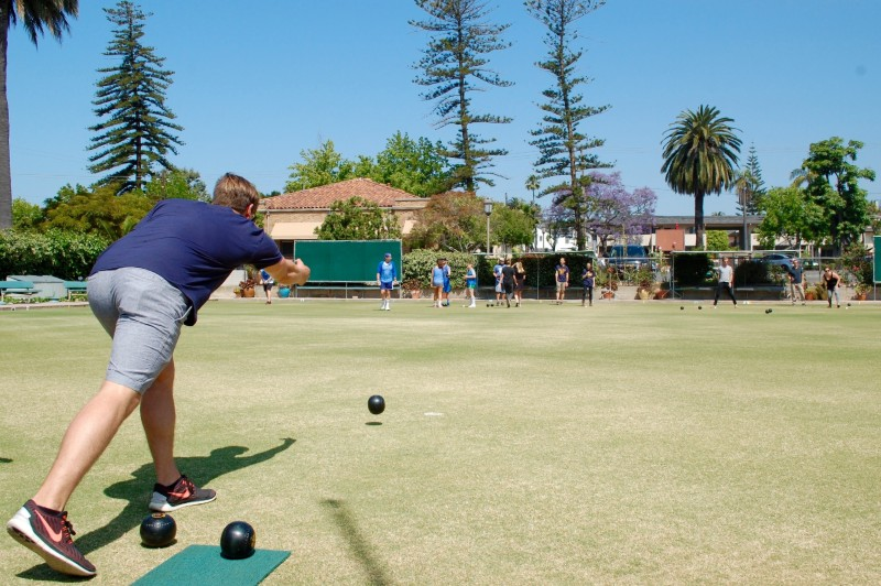 Free Open House: Lawn Bowling Downtown title=