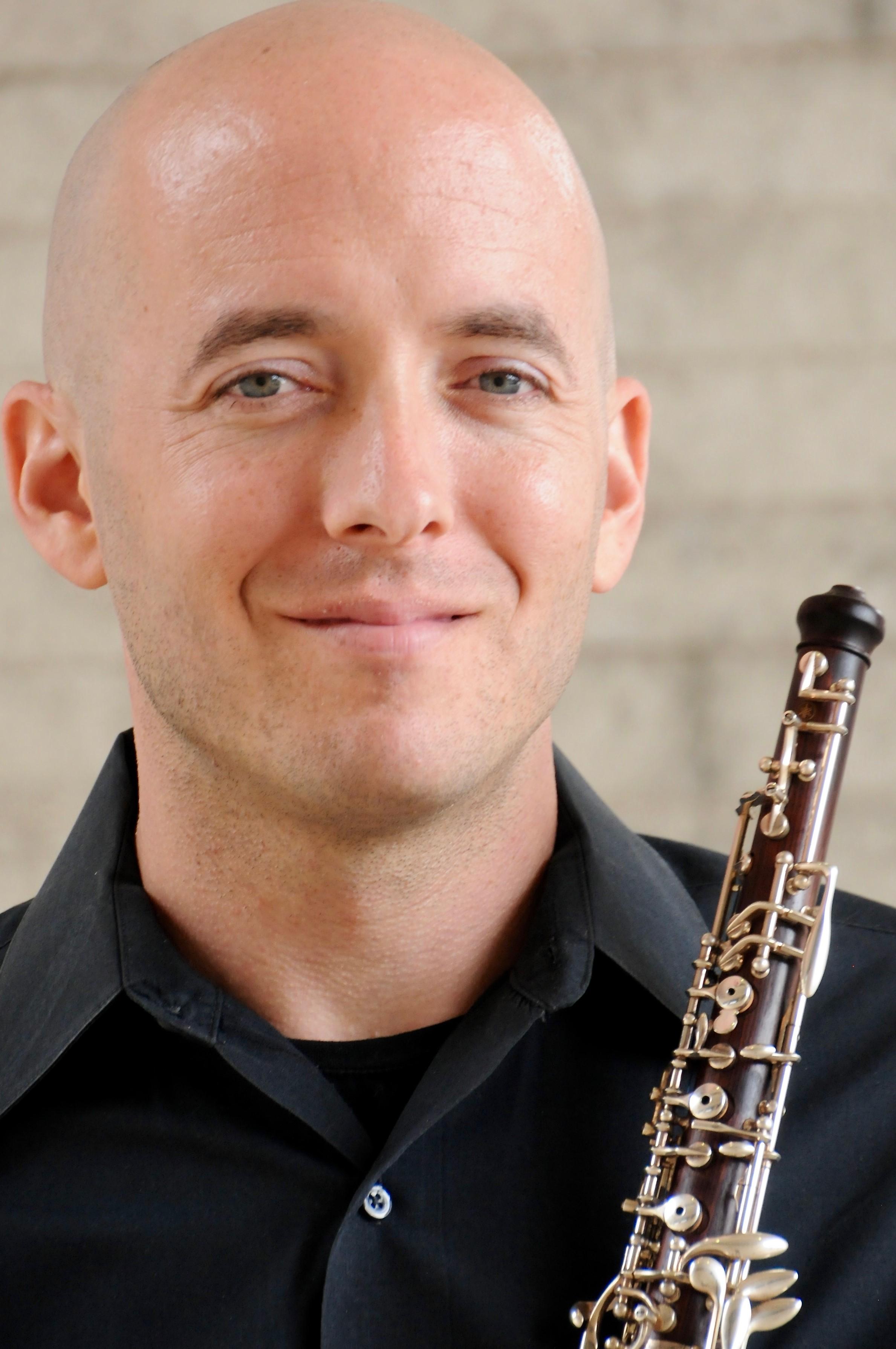 Guest Artist Masterclass: Aaron Hill, oboe title=
