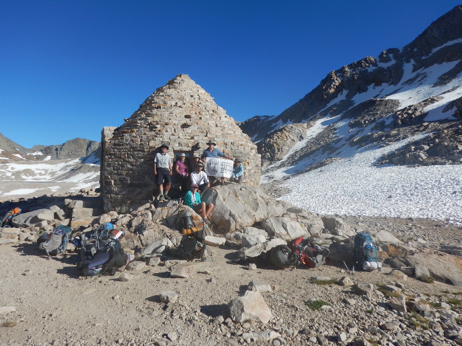 Trail Talk: Hiking the John Muir Trail and other Sierra Wanderings with Curt Cragg title=
