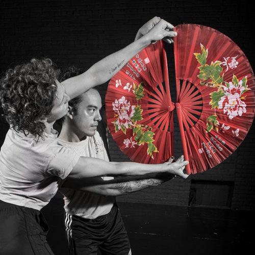 DANCEWORKS 10TH ANNIVERSARY CELEBRATION PRESENTS doug elkins choreography, etc. title=