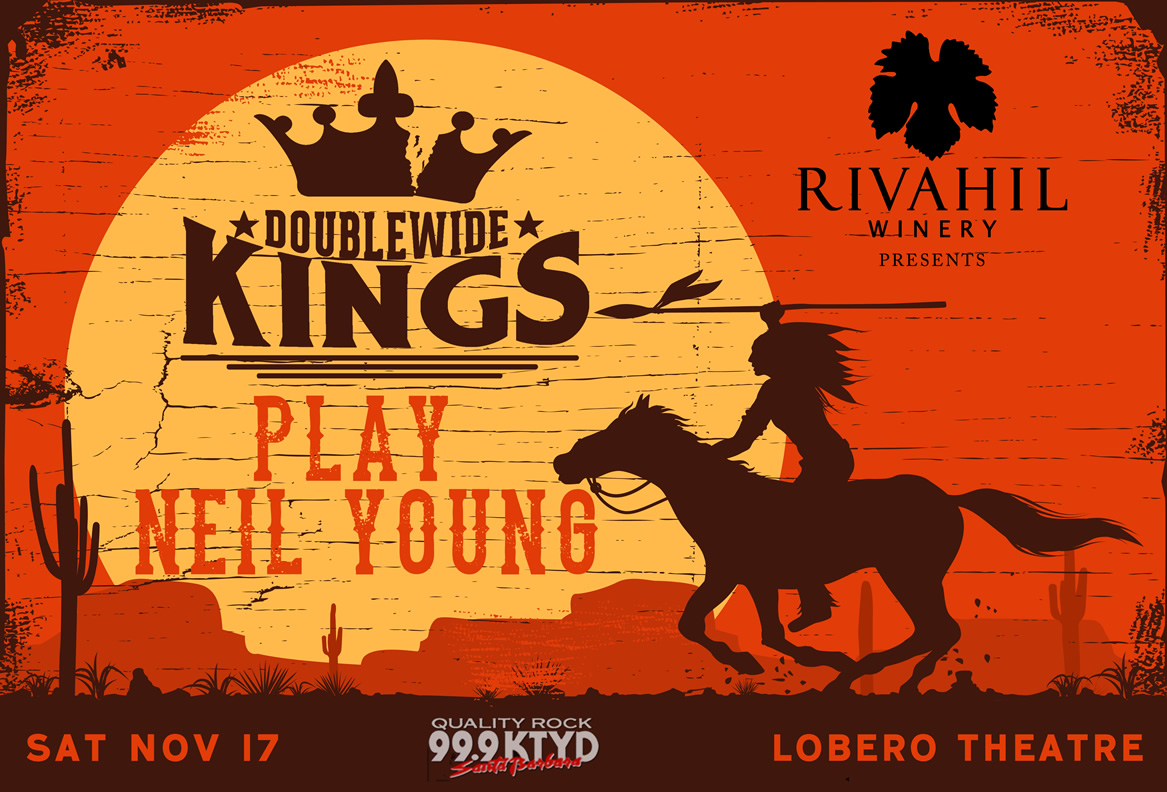 The Doublewide Kings play Neil Young title=