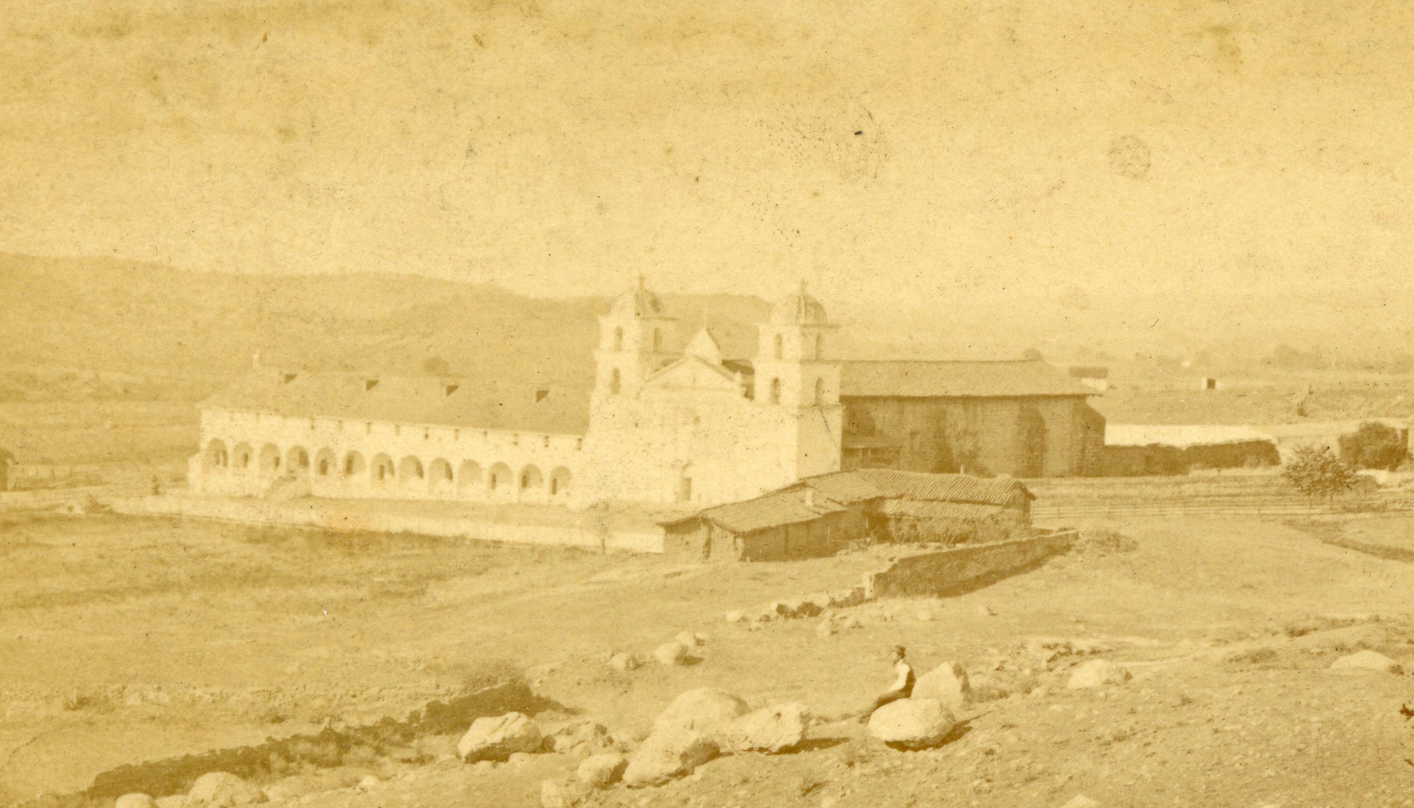 Talk: Earliest Photos of Santa Barbara