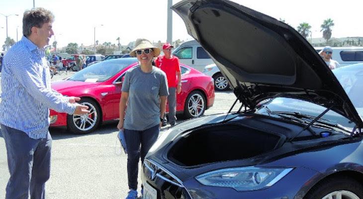 Electric Car Show September 17 in Goleta title=
