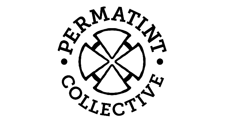 Permatint Collective logo with text title=